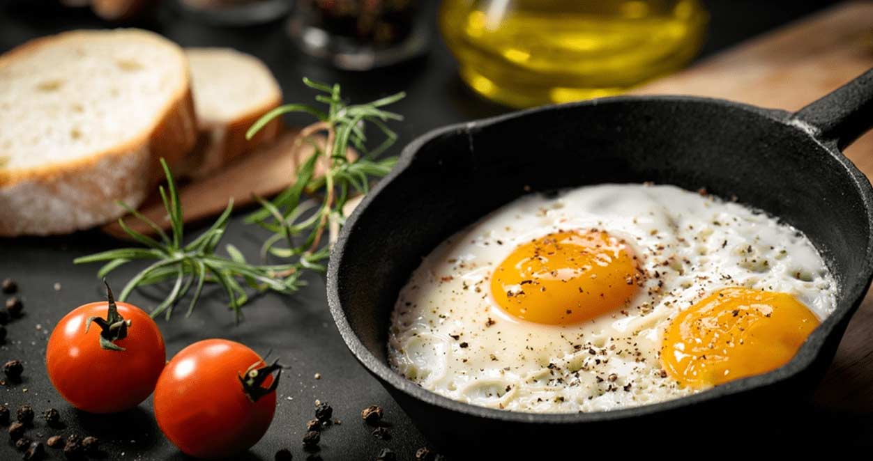 An Egg a DayKeeps You Healthy