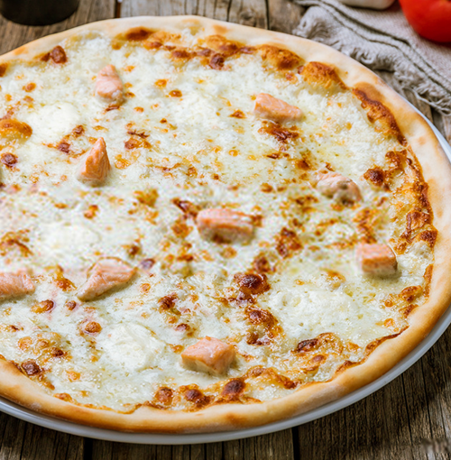 Chicken Chunky Pizza